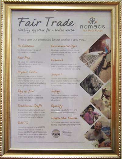 Nomads-Fair-Trade-Promise Hythe Kent